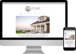 Hamptons Property Management website