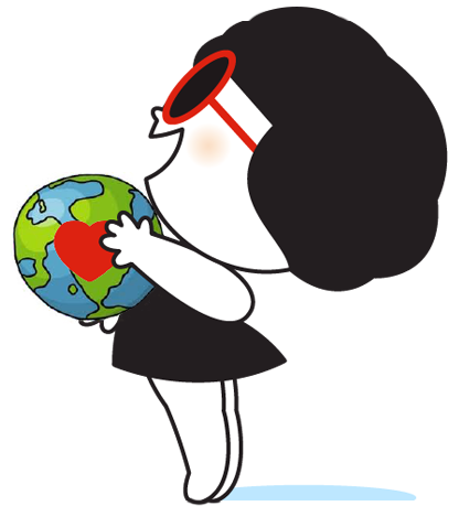 Palila loves the earth