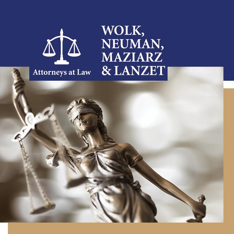 Wolk, Neuman, Maziarz, & Lanzet